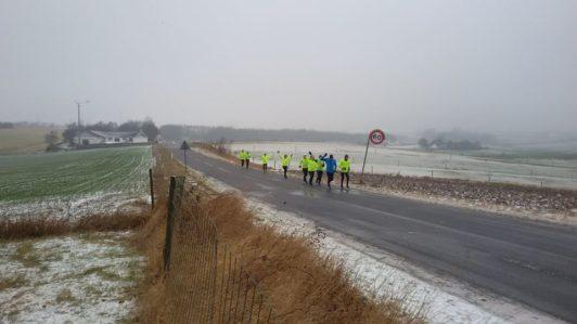 Maratontræning