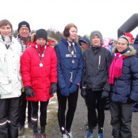Stor Medaljehøst Ved DGI Cross 2014