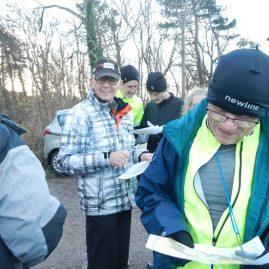 O Løb I Kystskoven – 20. December 2014