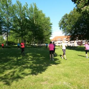 Outdoor Fitness 2016