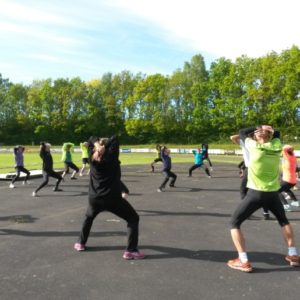 Outdoor Fitness 4