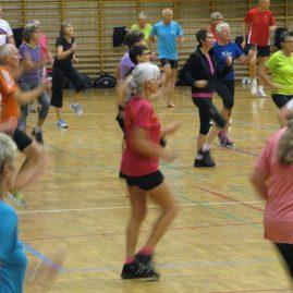 Billeder Fra Gymnastikken –  Oktober 2014