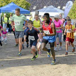 Kalundborg Symbiosis Løbet 1. Oktober 2017