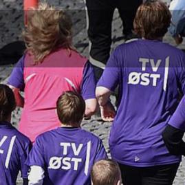 TV Øst Løbet Slagelse 2017