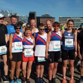Copenhagen Marathon 2017 Billeder