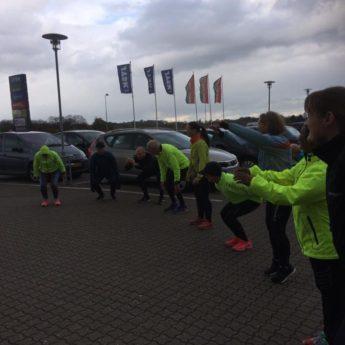 træning til halvmaraton