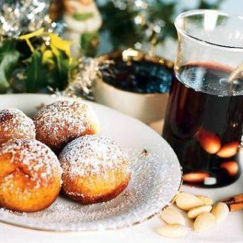 Jul æbleskiver