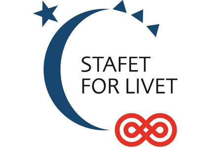 Stafet For Livet Logo
