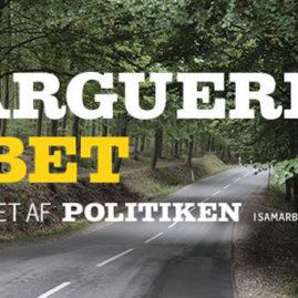 Margueritløbet D. 23.9.2018 I Asnæs Forskov