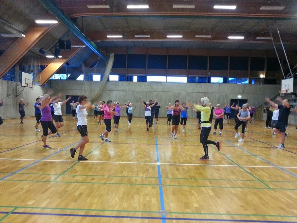 Billeder Indoor Fitness 2013