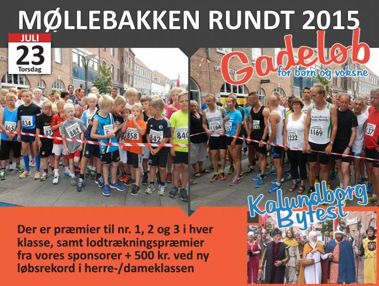 Møllebakken Rundt Løbet 2015