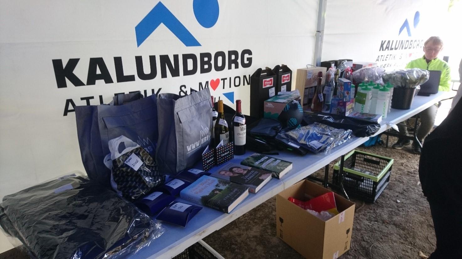 Tak For Gaver, Sponsorater Og øvrig Hjælp Ved Kalundborg Symbiosis Løbet 2018