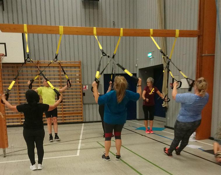 Prøv Vores Indoor Fitness !!