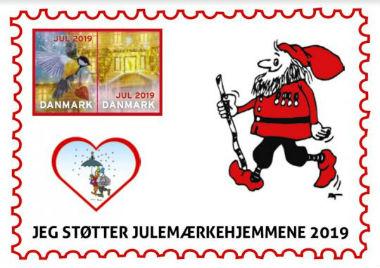 Julemærkemarchen 1. December 2019