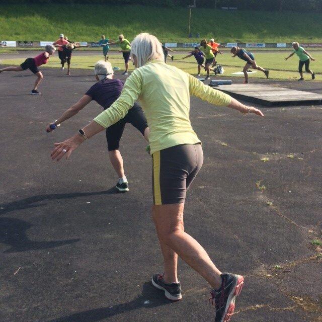 Sommerpause Fra Outdoor Fitness Fra Mandag Den 22-06-20